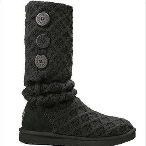Ugg classic Lattice Cardy boots
